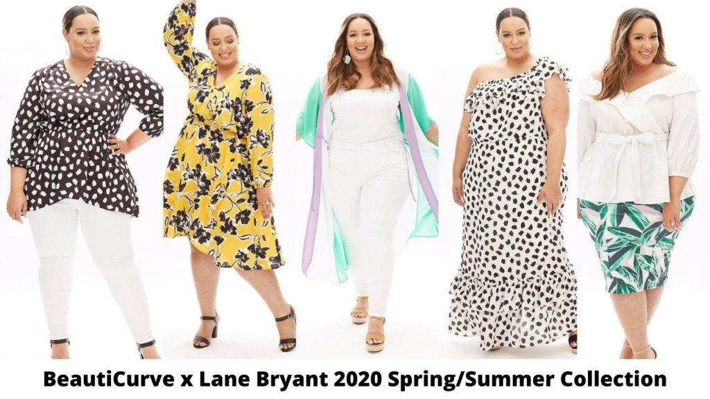 BeautiCurve x Lane Bryant 2020