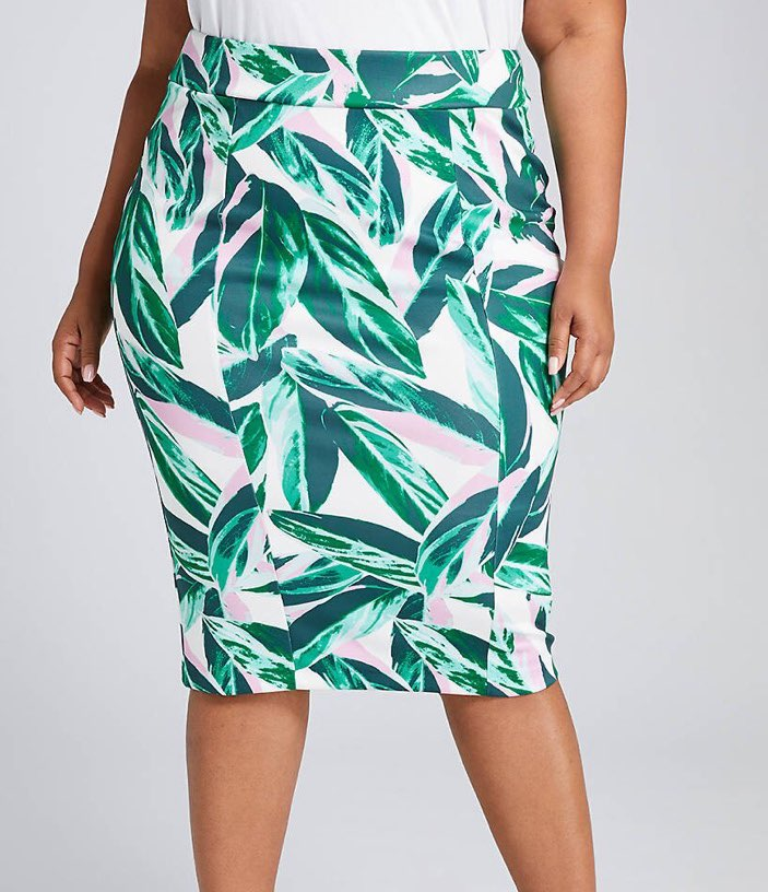 BeautiCurve x Lane Bryant Pencil Skirt