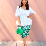 My First Look From The BeautiCurve x Lane Bryant Collection