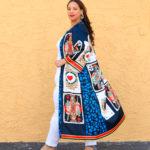 Queen Of Hearts Kimono