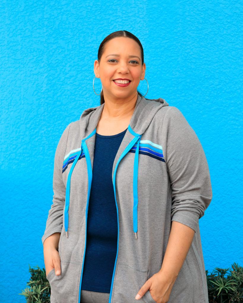 Tampa fashion influencer Farrah Estrella