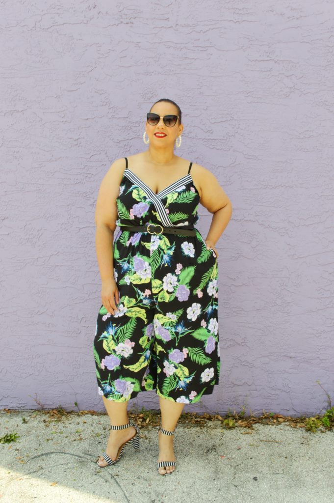 plus size jumpsuit from lane bryant