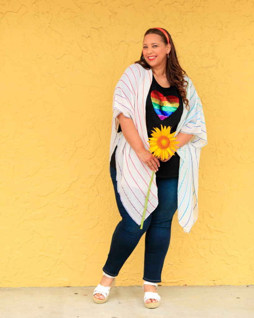 Catherines Plus Sizes Launches First-Ever PRIDE Collection