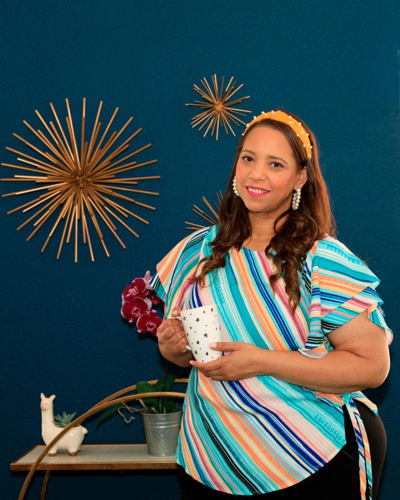 Florida Blogger Farrah Estrella