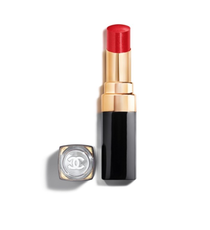 Chanel Red Lipstick