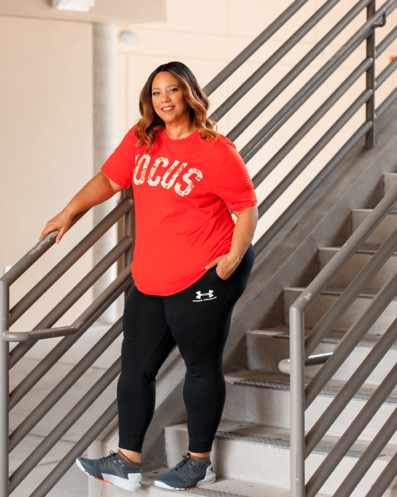 Project Rock x Under Armour Outfit