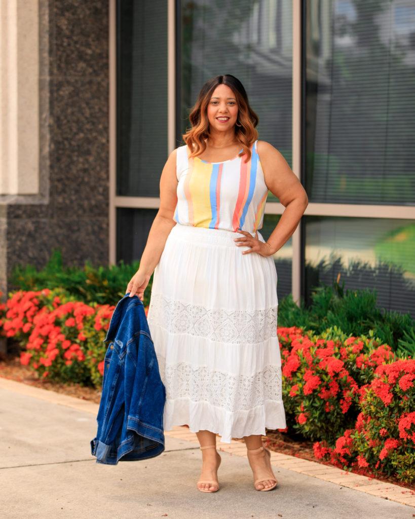 Latina Fashion Blogger Farrah Estrella
