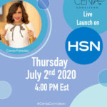 Dominican Fashion Designer Cenia Paredes Launches Jeans Collection 'Cenia Convi Jeans' On HSN