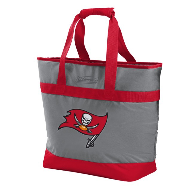 Tampa Bay Buccaneers 30 Can Soft Tote Cooler