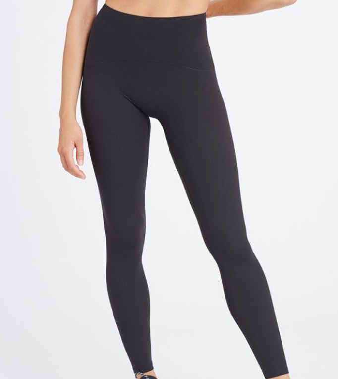 Booty Boost Active Leggings Black