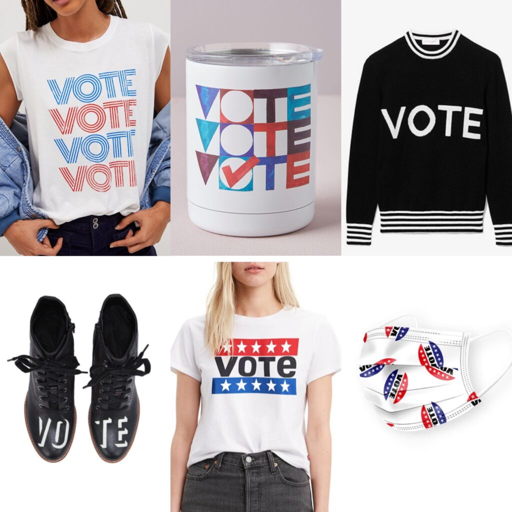 VOTE Merch