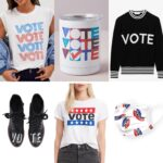 VOTE Merch To Spread The Word Before The 2020 Elections