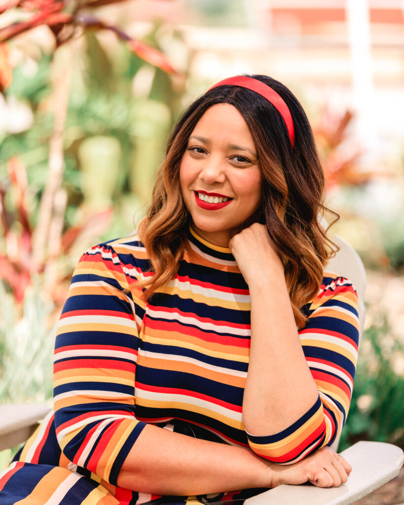 Tampa Blogger Farrah Estrella