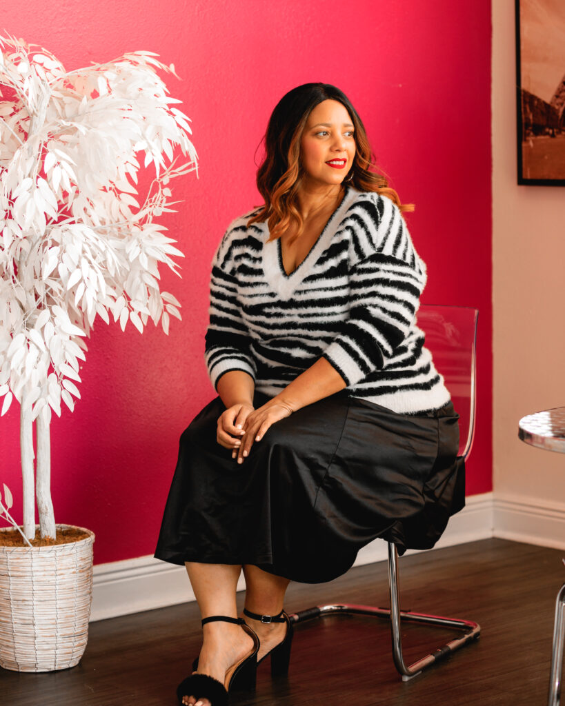 Latina Blogger Farrah Estrella