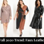 Fall 2020 Trend: Faux Leather