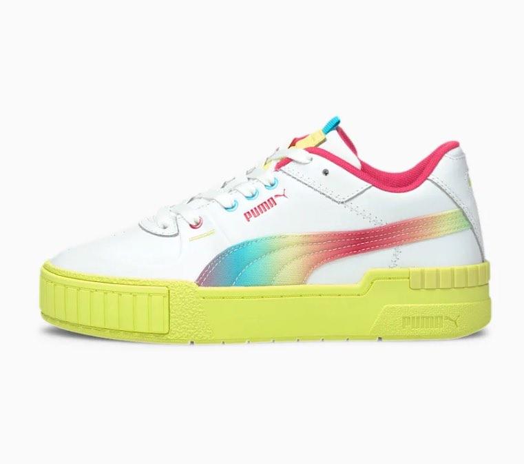 Cali Sport Tie Dye Women's Sneakers
