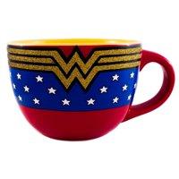 Wonder Woman Soup Bowl