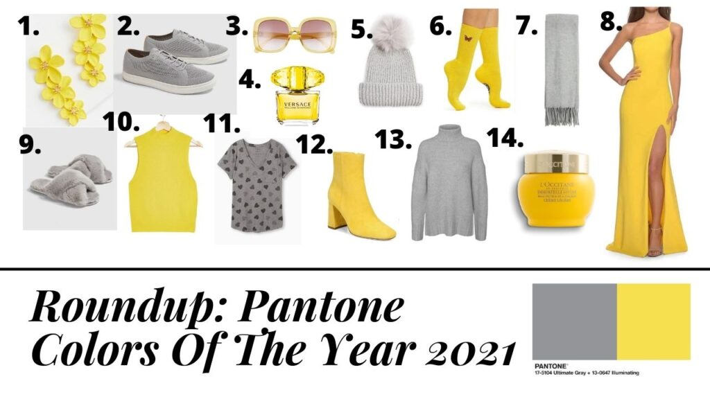 Pantone Colors Of The Year 2021 Roundup