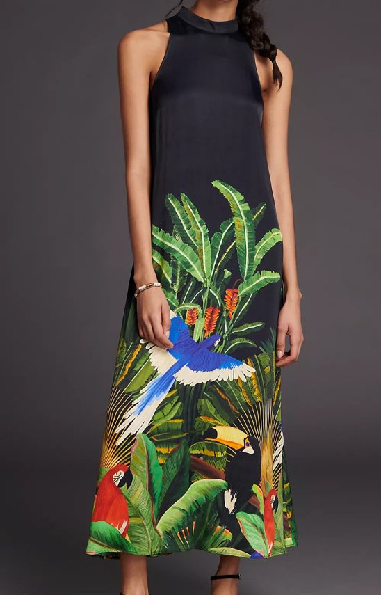 farm rio thea maxi dress
