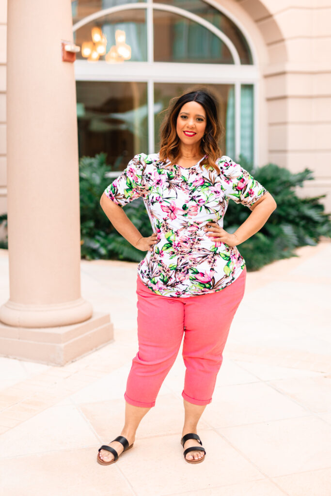 Lane Bryant Spring Romance Collection March 2021