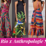 My favorite pieces from the Farm Rio x Anthropologie SS21 collection