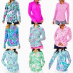 Colorful Activewear Jackets From Lilly Pulitzer