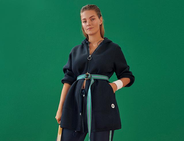Marina Rinaldi Tennis-Inspired Capsule Collection