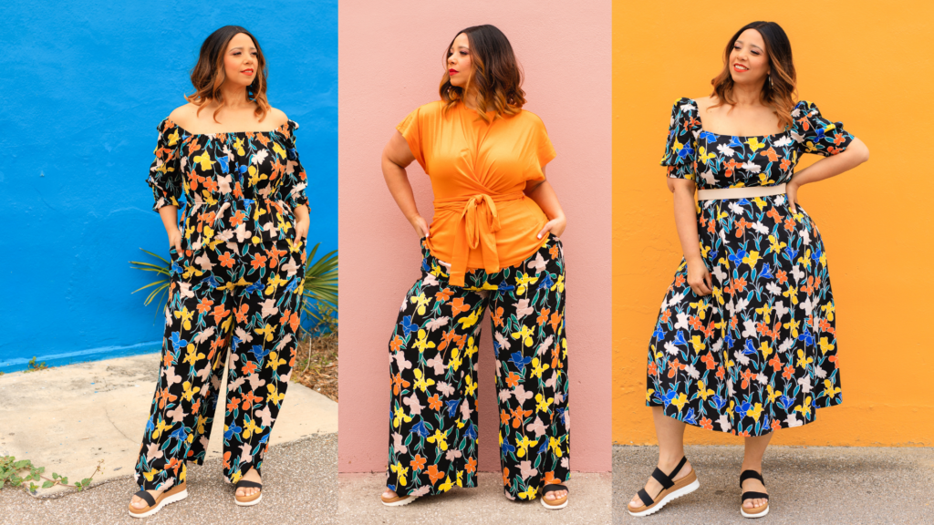 Three Looks From The ELOQUII Elements Spring 2021 Collection