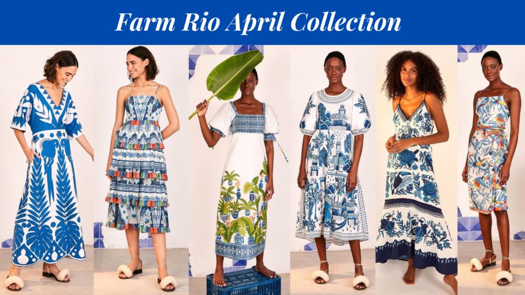 Farm Rio April Collection