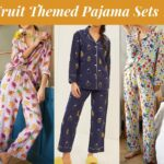 Fruit Themed Pajamas