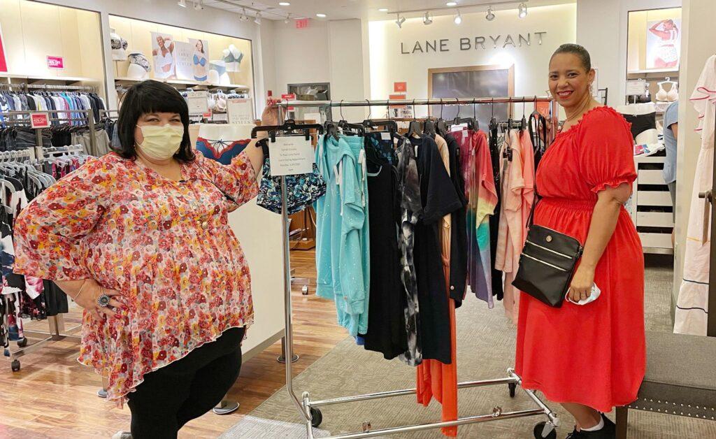Lane Bryant store at Westshore Plaza Mall in Tampa. Photo by Estrella Fashion Report