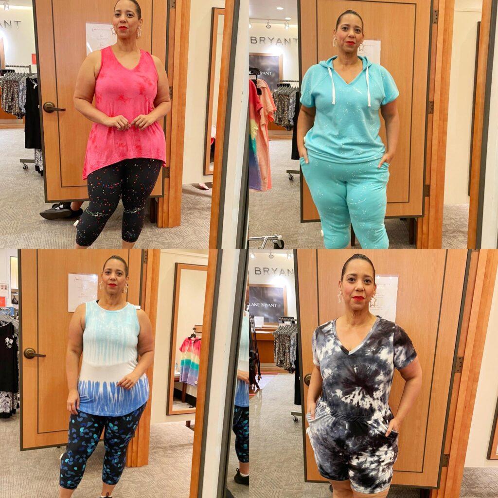 Lane Stylist Session at Lane Bryant Store in Tampa. Photo Estrella Fashion Report
