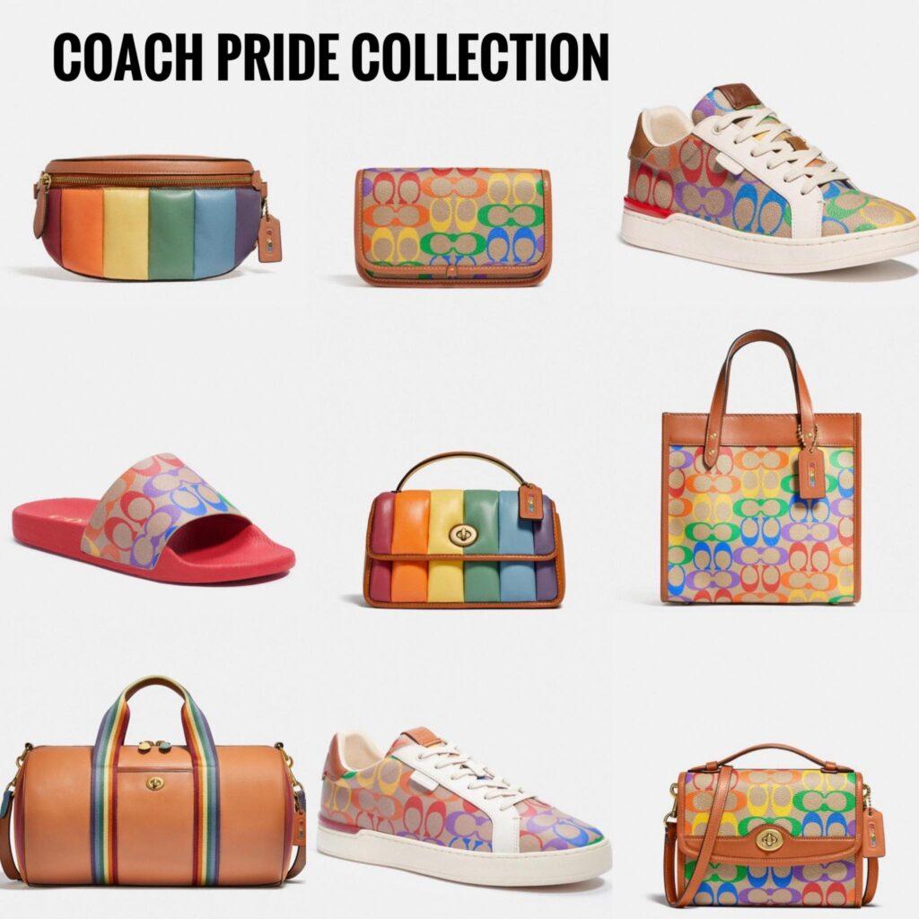 Coach Pride Collection 2021