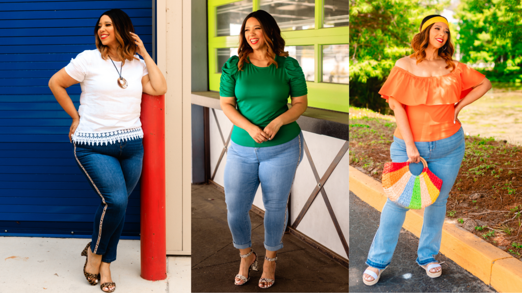 Cenia Convi Jeans only at HSN