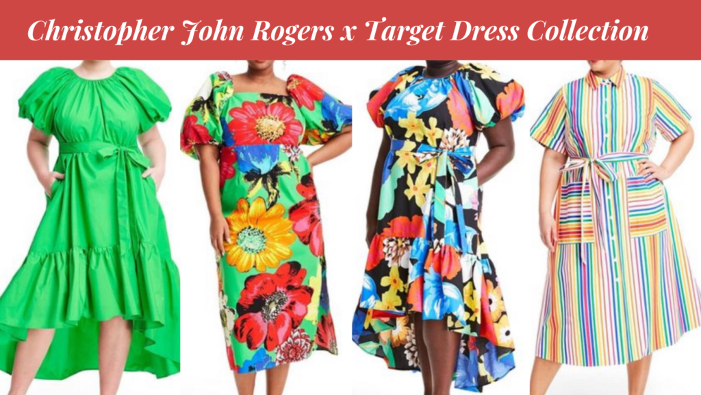 Christopher John Rogers x Target Collection