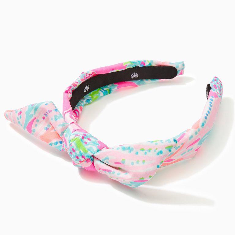 Lele Sadoughi x Lilly Kids Bow Tie Knotted Headband