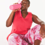 LIVI-ing It Up In The Berry Cool LIVI Activewear Collection