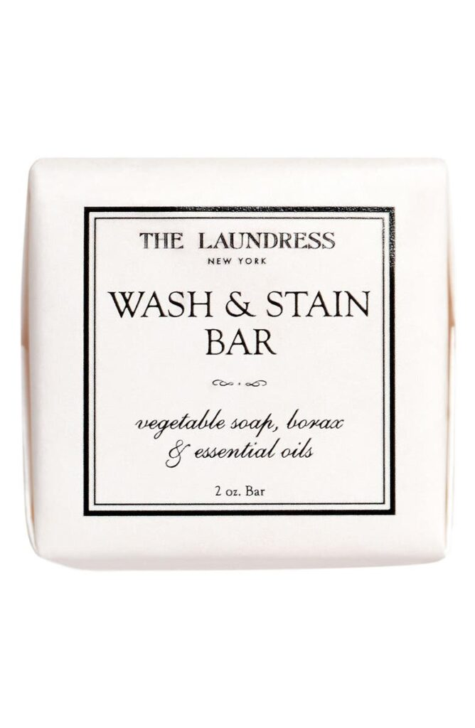 the laundress wash and stain bar