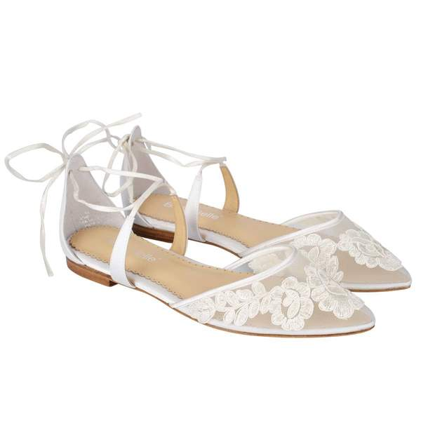 Ballerina Shoes For Wedding