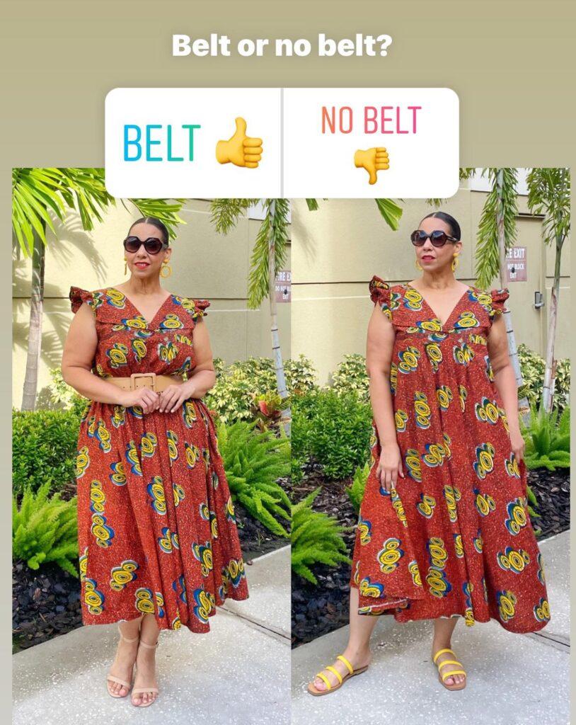 Belt or No Belt?