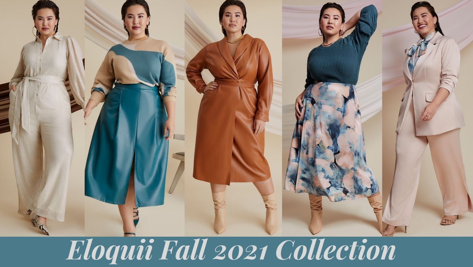 eloquii fall 2021 collection