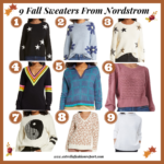 9 Fall Sweaters From Nordstrom